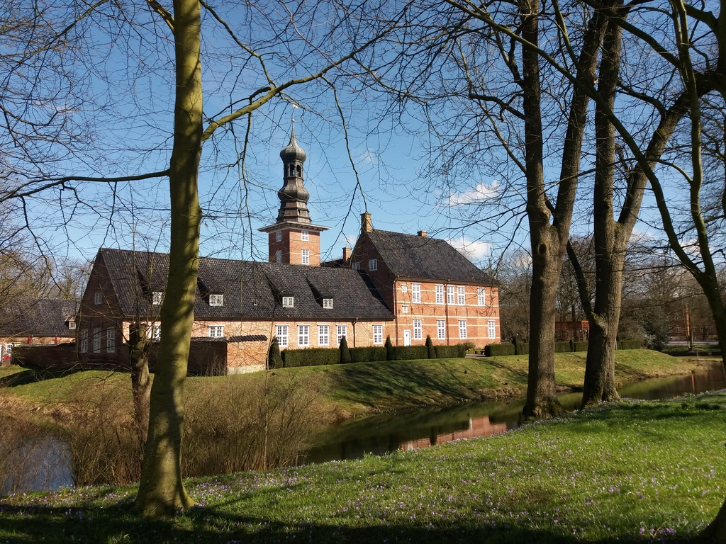 The Husum castle