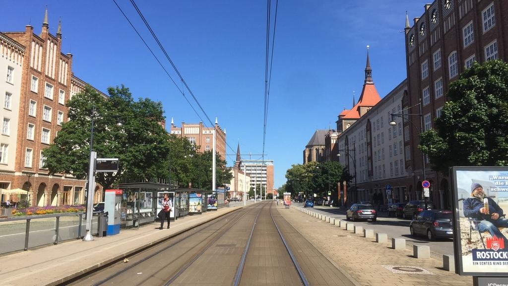 First(!) socialistic street (to march) in Germany / Erste(!) sozialistische (Marschier-)Straße Deutschlands