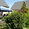 Sheltered terrace (Garden view) / Geschützte Terrasse (Gartensicht)