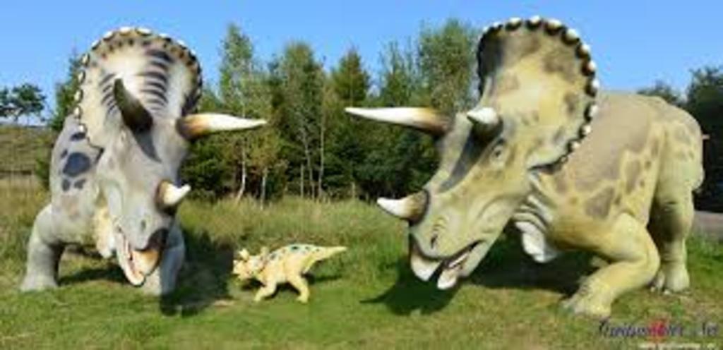 Dinosaur Park Germendorf