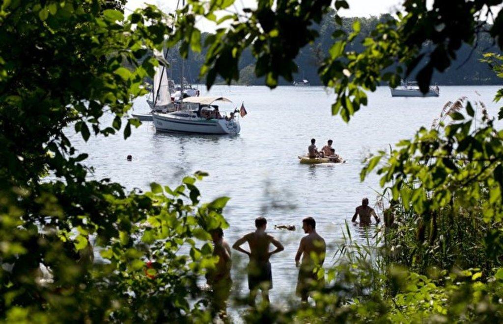 Tegler See (Lake Tegel)