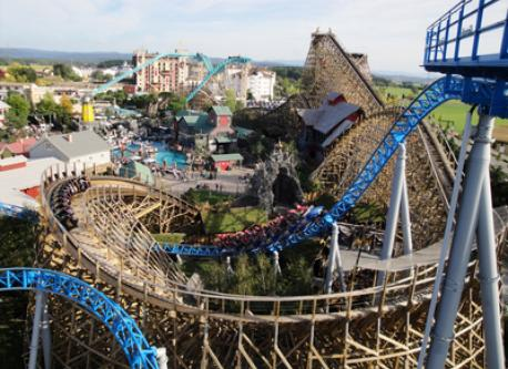 Europa-Park - one day is not enough.