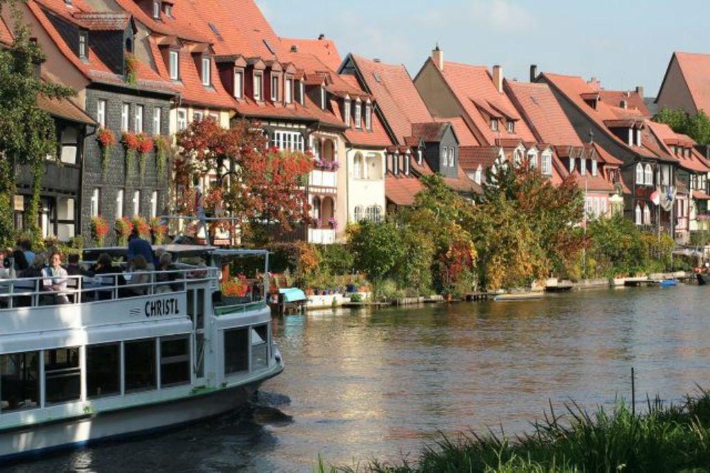 small venice inside Bamberg
