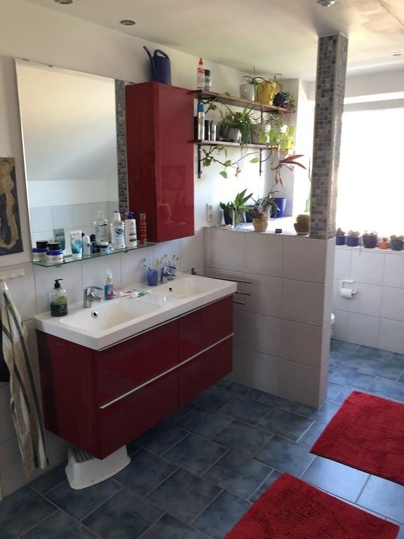 bathroom in the first floor