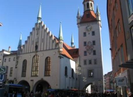 Munich Altes Rathaus