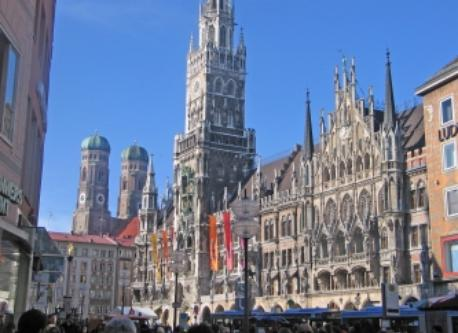 Town Hall in Munich