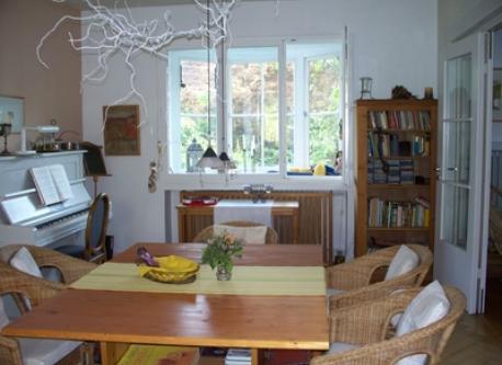 dining room in Marburg