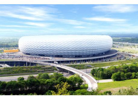 Football Stadium for the World Cup 2006