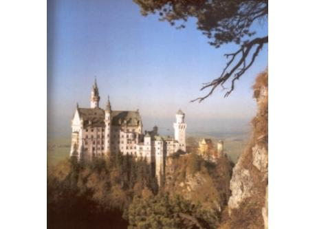 Neuschwanstein Castle - two hours by car