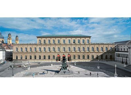 Munich Residence Palace