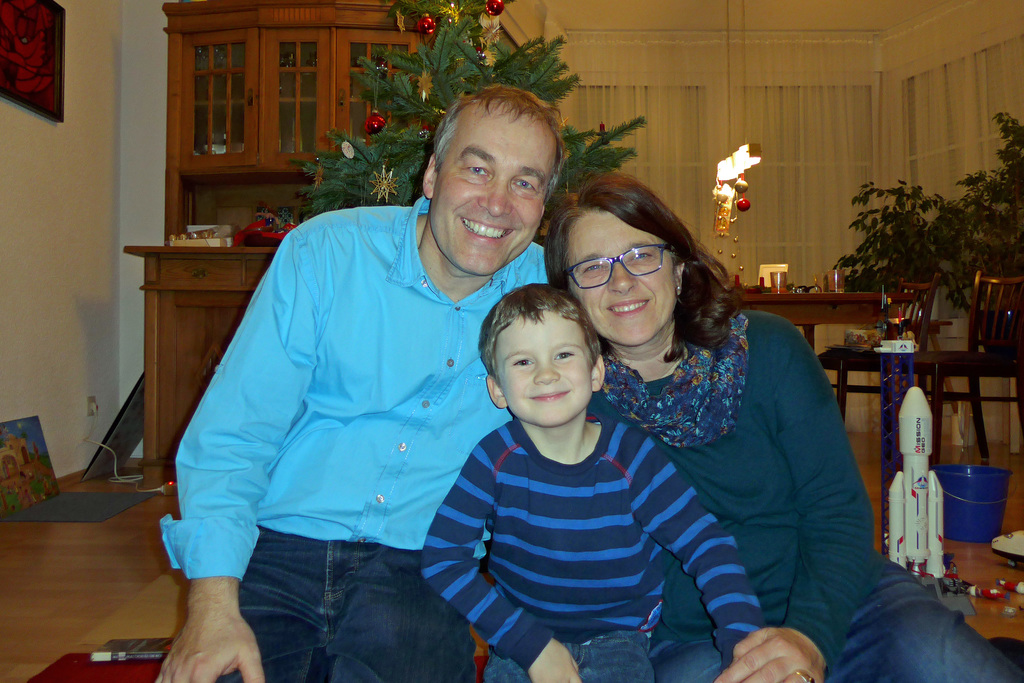 our family in 2015