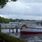 Lake Tegel - shipping pier