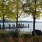 Lake Tegel - 3 km away
