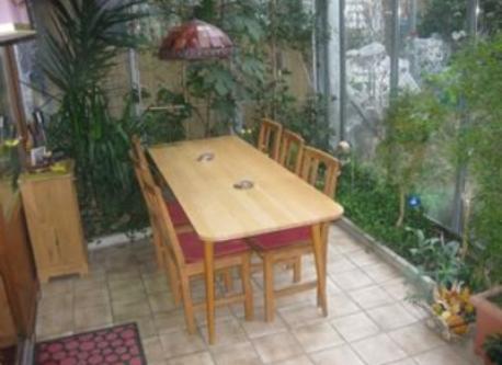 dining place in wintergarten