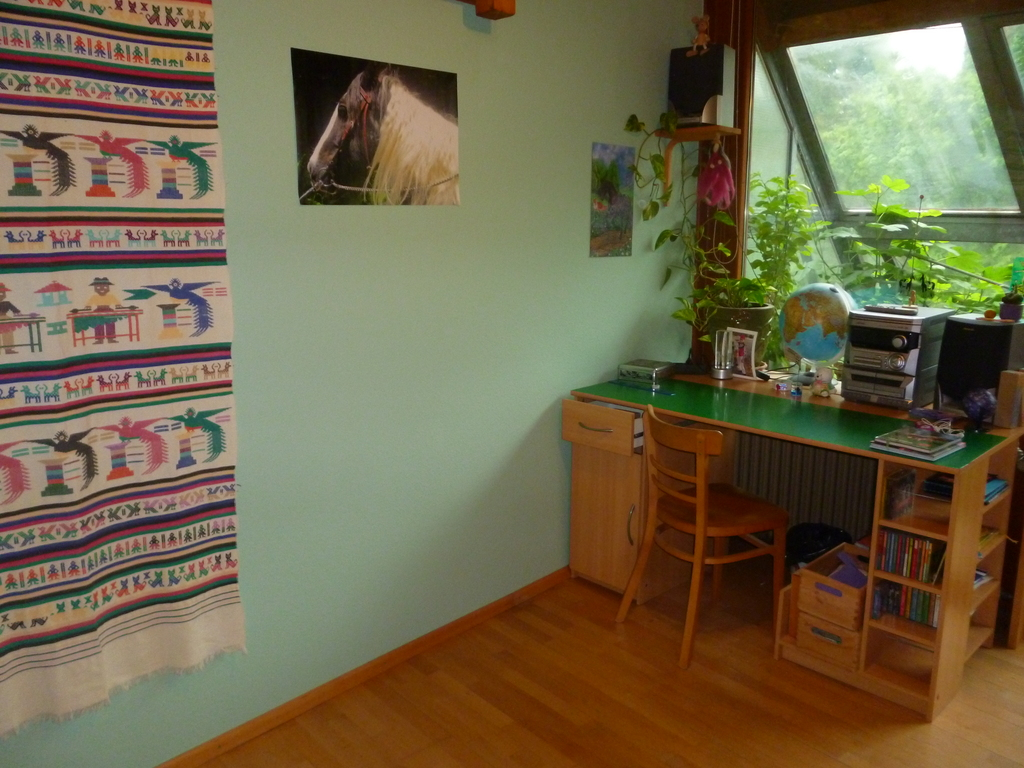 children room (first floor)