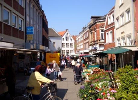 Rheine Emsstraße