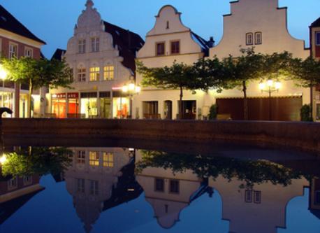 Rheine Martplatz