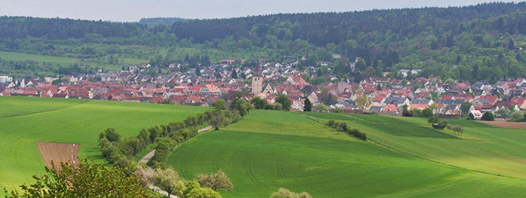 Area around Weil der Stadt