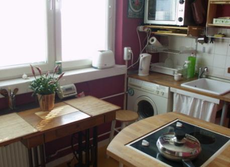 kitchen 8 squer metre