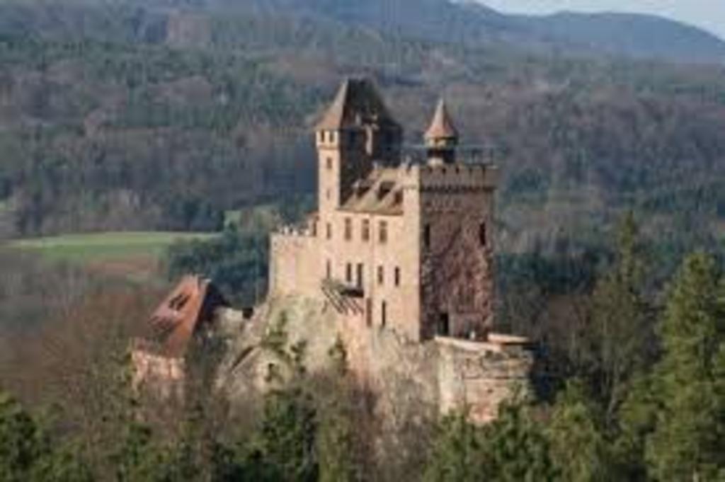 30 min. Burg Berwartstein