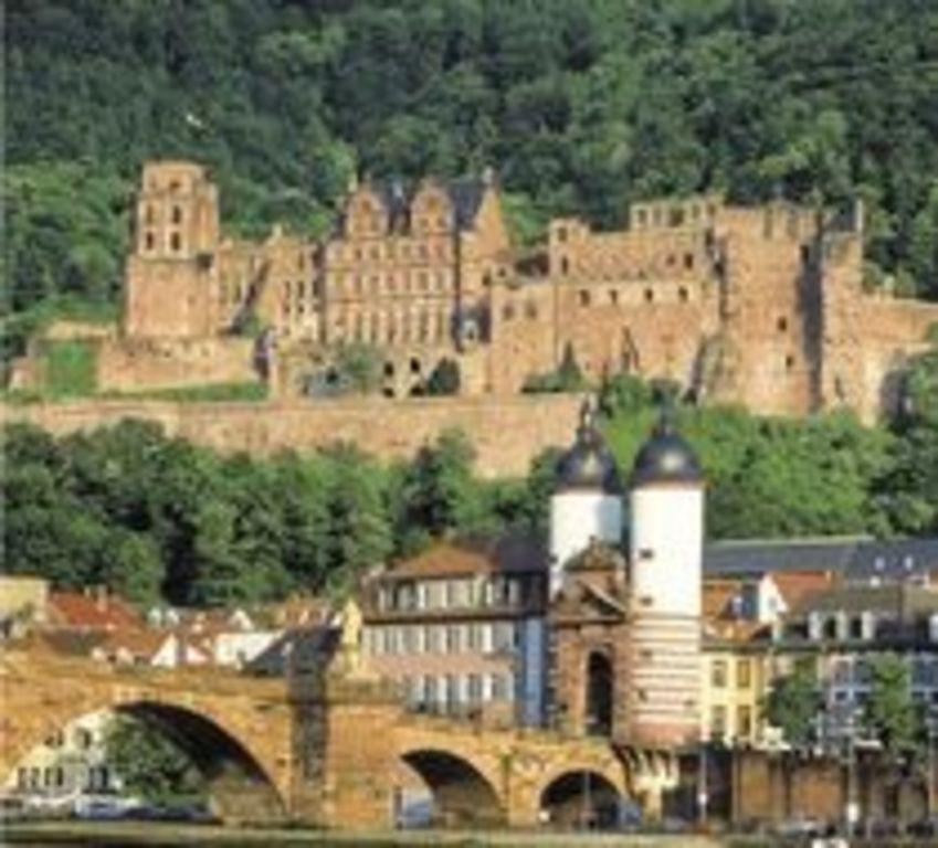 50 min. Schloss Heidelberg