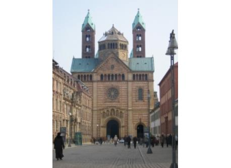30 min. Kaiserdom Speyer