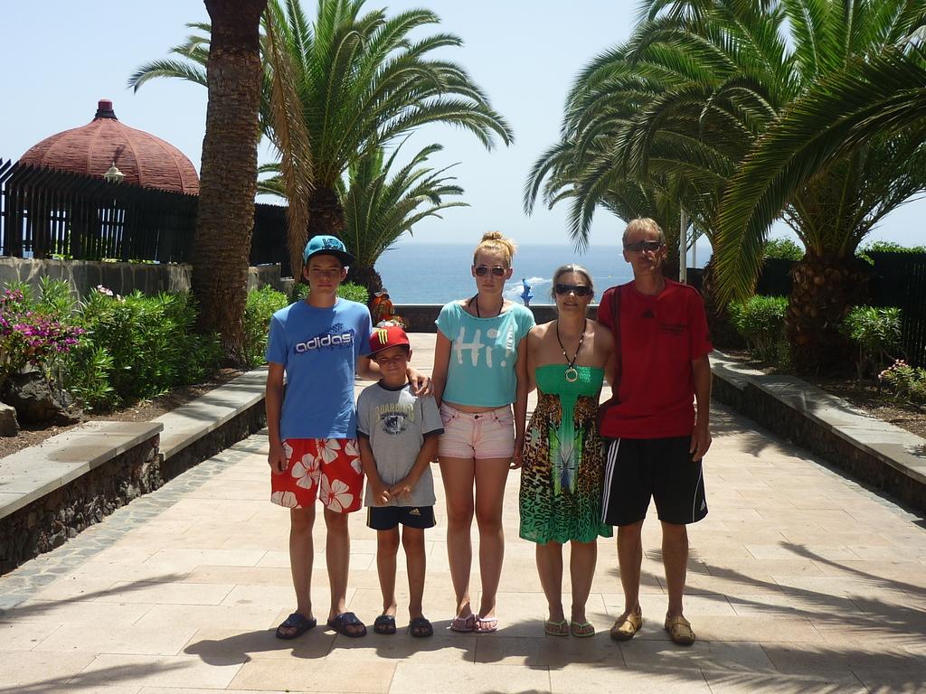 Exchange Gran Canaria 2014