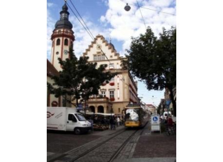 Durlach market place
