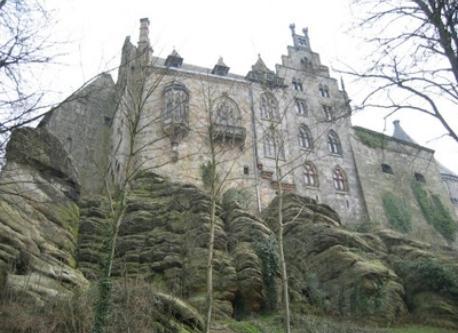 Bad Bentheim Castle