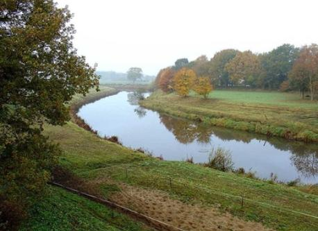 Vechte river