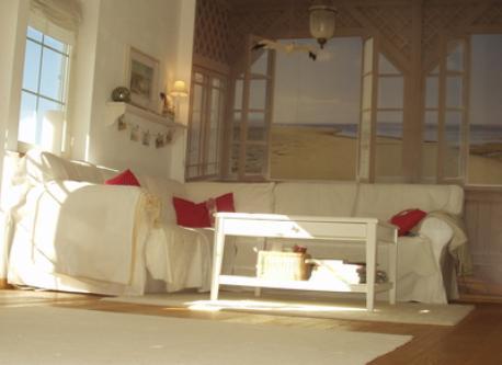 Summerhouse-feeling in our livingroom