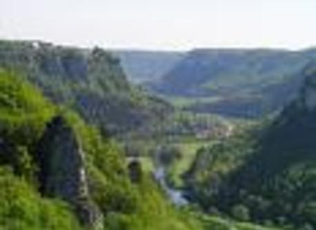 Donau valley