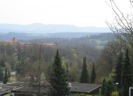 view from our house (100 m above)
