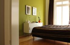 bedroom / Schlafzimmer