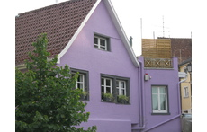 our house in the heart of Stockach