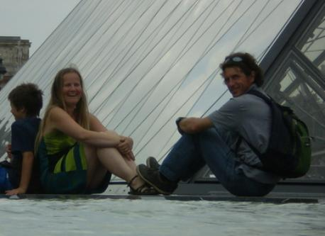 Dorit and Thoralf - Paris 2010