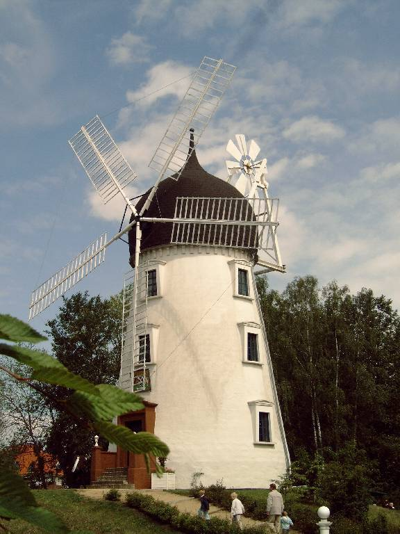 Scottish mill in Gifhorn