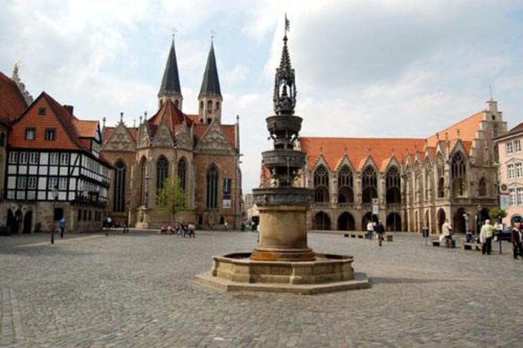 Braunschweig, 25 km from Gifhorn