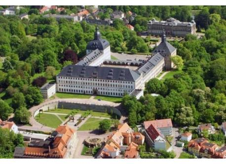 "Castle and Museum ""The baroque universe"" in the heart of Germany"