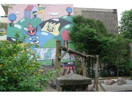 playground & street art