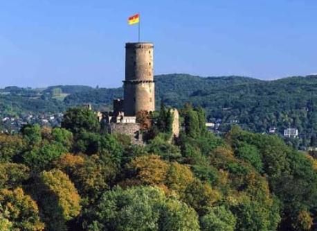 """Bad Godesberg: Castle """"Godesburg"""""""