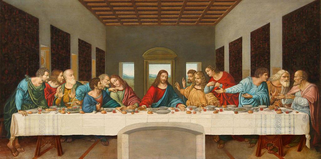 Milano, Leonardo da Vinci, Last Supper