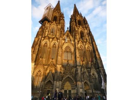 The cathedral Cologne