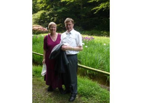 Barbara und Ernst