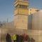 Berlin Wall Memorial including watchtower