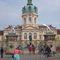 The castle of Charlottenburg