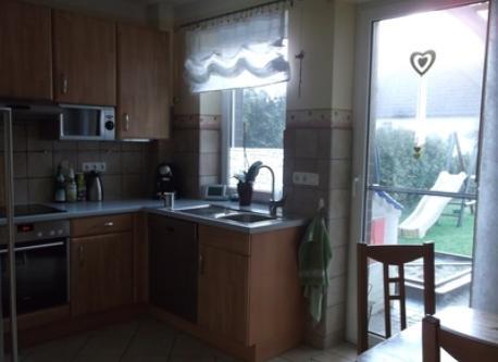 Küche Ausgang Terasse