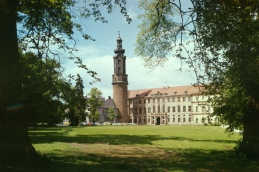 Stadtschloss Weimar  / noble residence