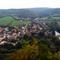 Saale valley