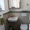 Small bathroom on the ground floor